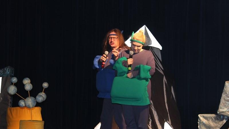 Edukacja ekologiczna poprzez zabawę w Kolnie