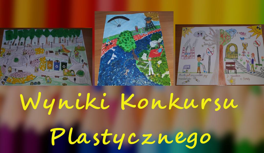 """Laureaci Konkursu Plastycznego """"Czyste Nasze Miasto"""""""