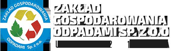 Zakład Gospodarowania Odpadami Sp. z o.o.